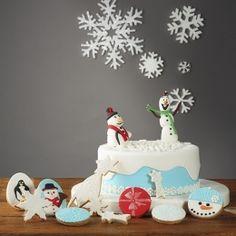 Kar-Kış Cake Torte Torta