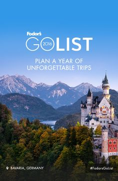 Our fifth annual Go List highlights 25 incredible destinations, including exotic beaches, cities for culture vultures, natural wonders both near and far, major celebrations, and a lot more, as picked by our globe-trotting experts.