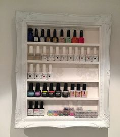 Hey, I found this really awesome Etsy listing at https://www.etsy.com/listing/245290629/nail-polish-display-rack-for-gel-nail