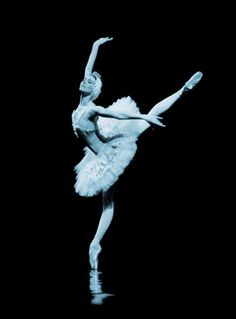 I love Sylvie Guillem. She dances with so much attitude and sensuality.