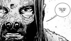 Así son los Whisperers en los cómics de 'The Walking Dead' (Foto: Image Comics)