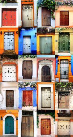 #puertas #cartagena #colombia