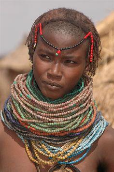 africa ethiopia, eastern omo river © rita willaert via julie mccormick African Tribes, African Women, African Art, Cultures Du Monde, World Cultures, We Are The World, People Around The World, African Beauty, African Fashion