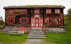 The Norwegian city is home to the Sverresborg Open Air Museum of Cultural History and its Detli Hous... - Publisher Mix/Getty Images