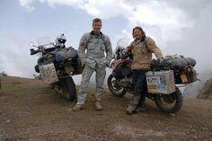 the gurus of adventure riding