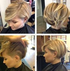 25  Latest Short Hair Cuts For Women | http://www.short-haircut.com/25-latest-short-hair-cuts-for-woman.html