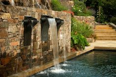 Garden water fountains for houses