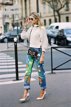 Paris Fashion Week AW 2015....Helena