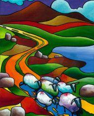 Formula Wool by Saileen Drumm on ArtClick.ie Irish Art - County Mayo