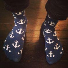 Ahoy Matey | Good Luck Sock | goodlucksock.com #socks
