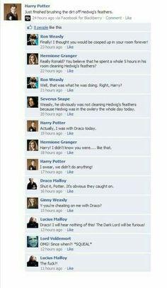 Harry Potter xDDDD