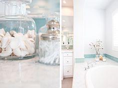 always swell: bathroom built-ins