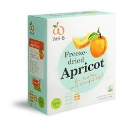 Welb Freeze Dried Apricot 100 Natural Healthy Freeze Dried Food Snack Food Healthy Snack 106 0z * Click image for more details.