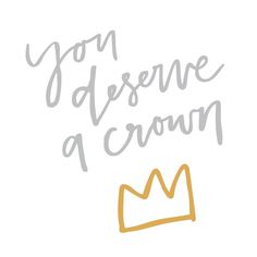 #kgoletters: For all my unofficial Kings and Queens out there today - whether you're relaxing hustling spending time with family preparing for the week ahead or sitting in bed eating ice cream you all deserve a crown . Don't forget to tag someone you know that deserves a crown!