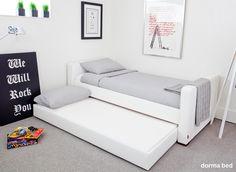 Monte Design Dorma Twin Bed Modern Kids Furniture