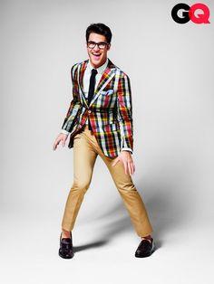 Darren Criss for GQ Magazine #Glee