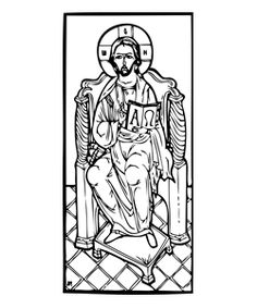 presbyterian catechism coloring pages - photo#36