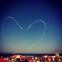 Air show summer 2012, Senigallia - Foto di @chiara_pacetti12