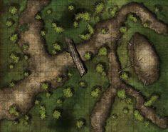 map fantasy maps swamp forest pack rpg pathfinder tiles gamemastery bog dungeons dragons mother dungeon battle tabletop cartography battlemaps