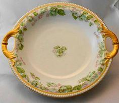 Haviland France Haviland Limoges Vintage Bowl with Handles