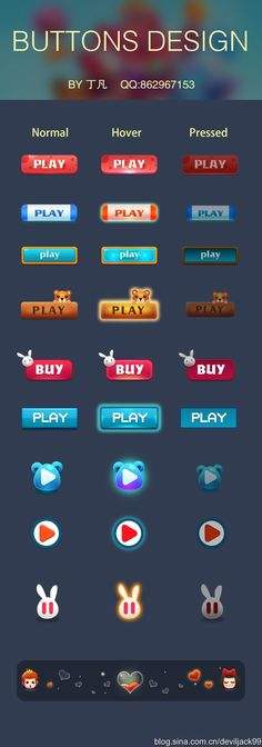 2014Jack-网络UI班(Game <wbr>UI、Interface、icon、logo、GUI、art、designer <wbr>、iOS、UE、游戏UI)