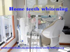 http://sosdentalclinic.co.nz/services/teeth-whitening/ SOS Dental offers two different types of teeth whitening as you can choose to have them whitened in the dental chair, in our comfortable clinic, or if you prefer you can whiten at home.