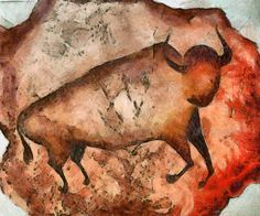 Realistic Graphic DOWNLOAD (.ai, .psd) :: http://jquery.re/pinterest-itmid-1006818969i.html ... bull a la Altamira ...  abstract, altamira, animal, art, artistic, artwork, bison, bull, cave, cave painting, craft, craftsmanship, fine art, illustration, painting, power, prehistoric, primeval, primitive art, rager, rock painting, taurus  ... Realistic Photo Graphic Print Obejct Business Web Elements Illustration Design Templates ... DOWNLOAD :: http://jquery.re/pinterest-itmid-1006818969i.html