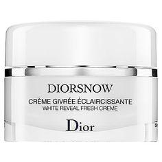 Ultra-moisturizing & brightening creme. #SephoraColorWash #white