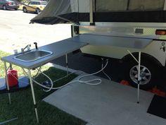 Camper kitchen mod