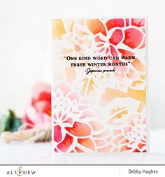 https://flic.kr/p/T19fkQ   Masking Layered Dies   I've a couple of projects on my blog today as I hop along with Altenew with new Layered Dies and Card Kit   blog hop, giveaways & lots of inspiration    limedoodledesign.com/2017/04/altenew-card-kitlayering-die...