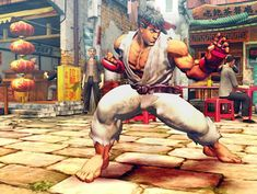Play Free Fighting Online Games