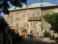 Houska Castle of Czech Republic