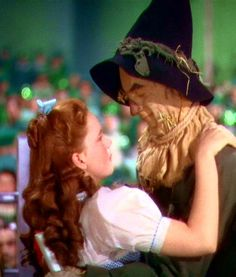 """I think I will miss you most of all."" <-- Take your grubby paws of Fiyero, you scarecrow stealing hussy."