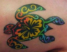 turtle tattoo | Tattoo Ideas Central