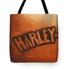 """Harley Davidson Leather Tool Bag  Tote Bag 18"""" x 18"""" #motorcycle, #classic, #ride, #vintage, #transportation, #vehicle, #harleydavidson, #motorbike, #obsolete, #leatherbag, #old, #tourism, #design, #vintagemotorbike, #vintagemotorcycle, #road, #buying, #city, #business, #facade, #boutique, #brand, #clothing, #class, #bags, #kl, #famous, #life, #hiso, #high, #klcc, #haute, #outlet, #retail, #mall, #lifestyle, #money, #rich, #retailers, #luxurious, #handbags, #suria, #collectible"""