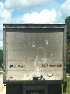 22 Of The Funniest Trucks You'll See All Week