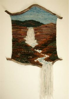 Weaving Waterfall