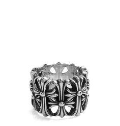 Chrome Hearts Ring US$1000
