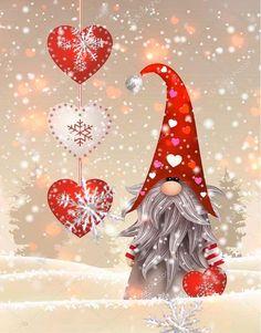 Merry Christmas Gif, Merry Christmas Pictures, Christmas Scenery, Christmas Messages, Christmas Mood, Christmas Gnome, Christmas Wishes, Christmas Greetings, Vintage Christmas