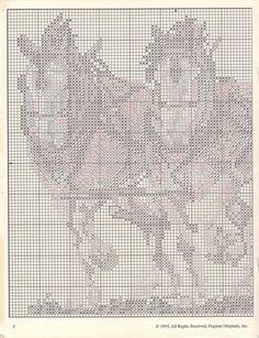 Gallery.ru / Фото #23 - 257 - elypetrova #crossstitch #pattern