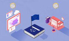 La Comisión Europea plantea cobrar un impuesto del 3 % sobre las ventas de Google Apple Facebook y Amazon