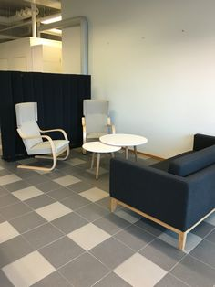 Modern Office in progress