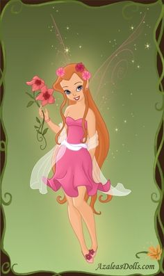 Fairy Giselle by ~PinkPetalEntrance on deviantART