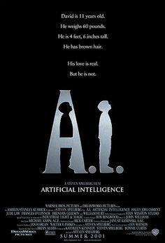 Ver A.I. Inteligencia Artificial (2001) Película OnLine