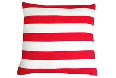 Nautical pillow from Divine Designs