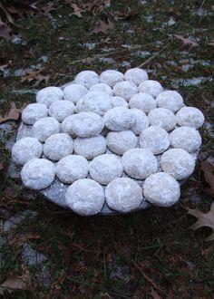 Mexican Wedding Cookies (December 2010)