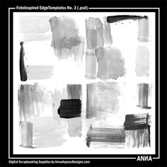 FotoInspired EdgeTemplates No. 3