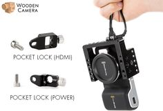 Blackmagic Pocket Cinema Camera Hdmi Clamp Now Available