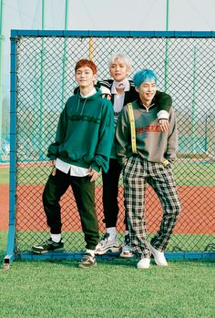 #EXO-CBX #Blooming Days