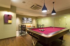 Take a break anytime in between work at our hangout space @CompassHabitat